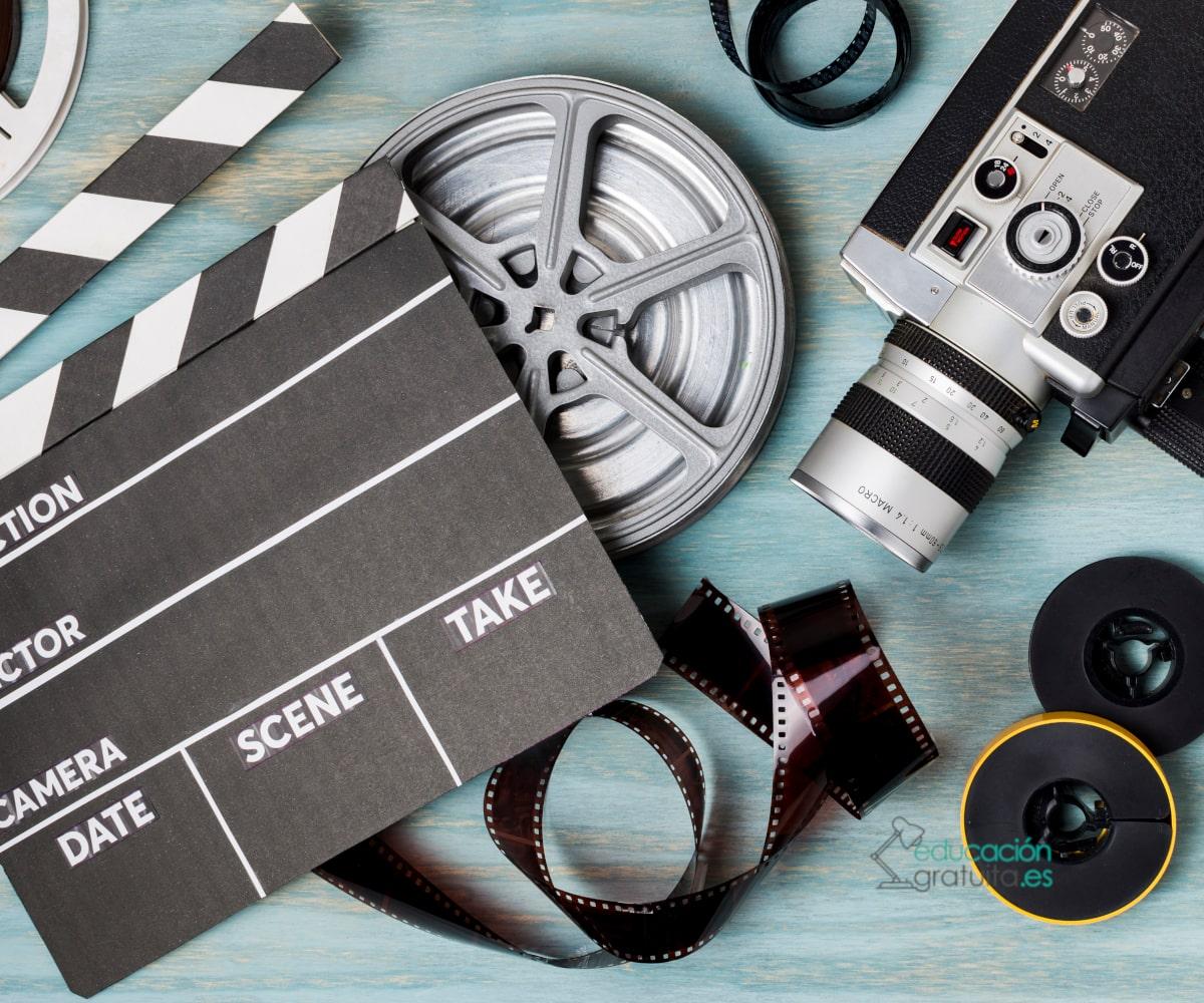CULTURA AUDIOVISUAL - 1º DE BACHILLERATO Contenidos para 2019