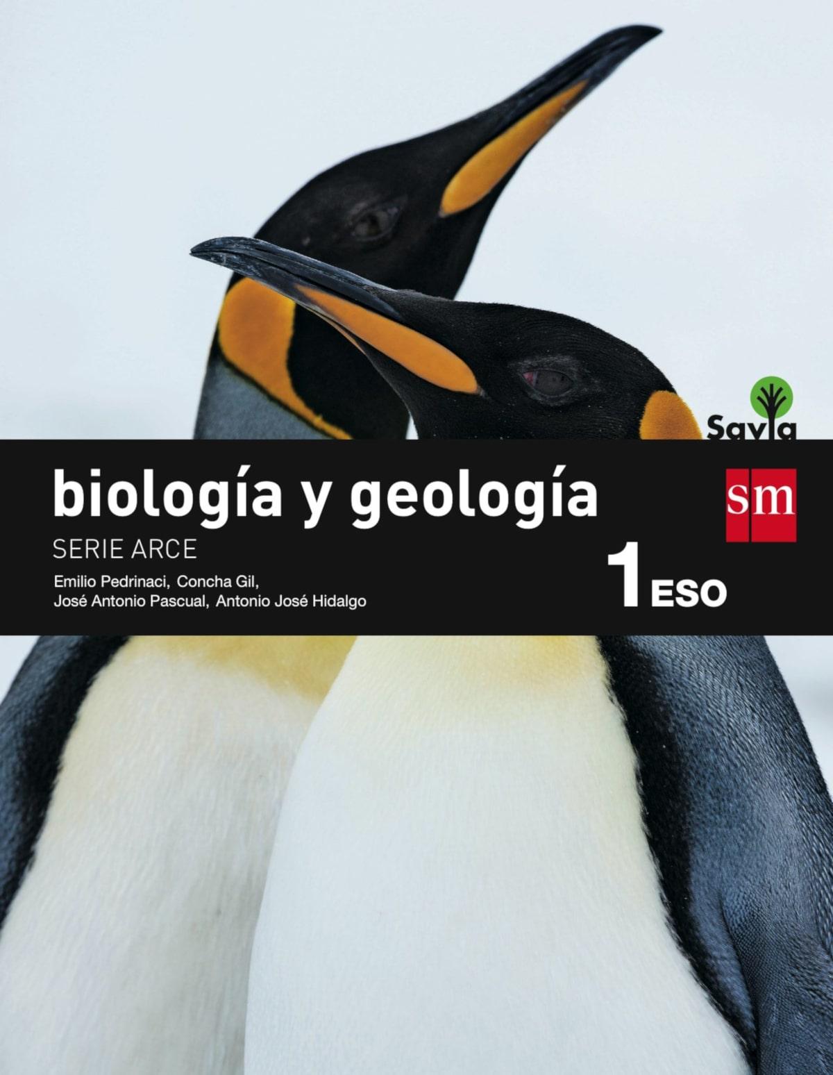 Libros Biología Y Geología 1º Eso Recomendados Para 2021