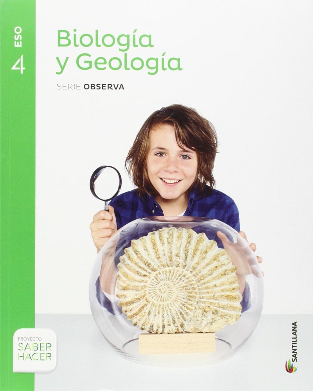 Libros Biología Y Geología 4º Eso Recomendados Para 2021